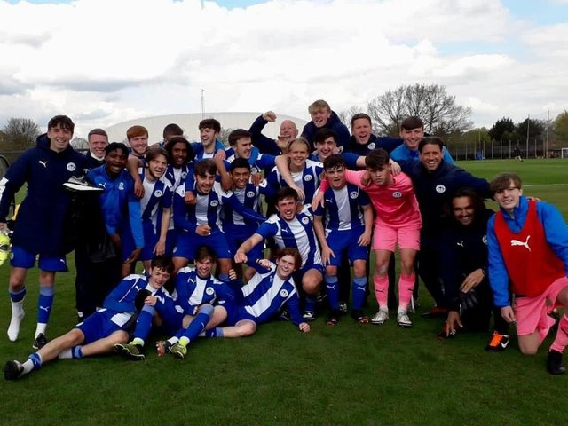 The Latics Academy enjoyed a hugely successful campaign last term