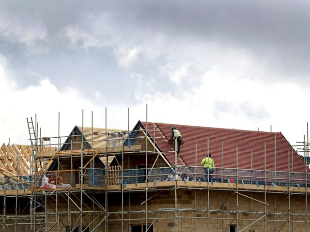 The masterplan includes plans for future housebuilding in the city-region
