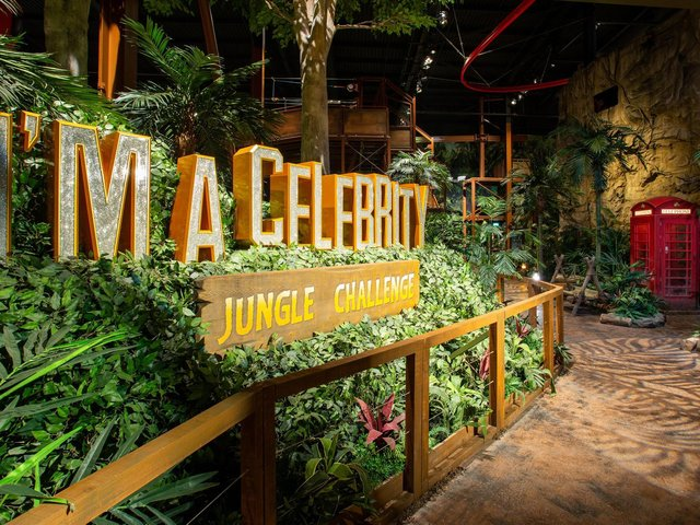 I'm a Celebrity... Jungle Challenge opens this month
