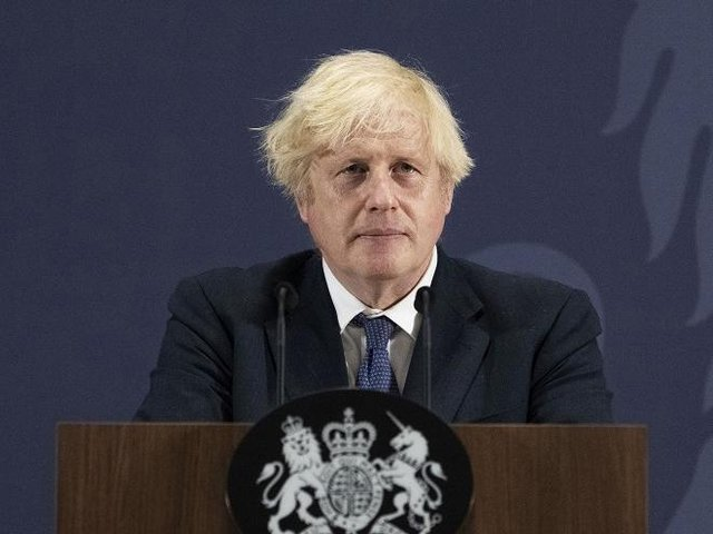Boris Johnson has been contacted by NHS Test and Trace, but will not isolate:
