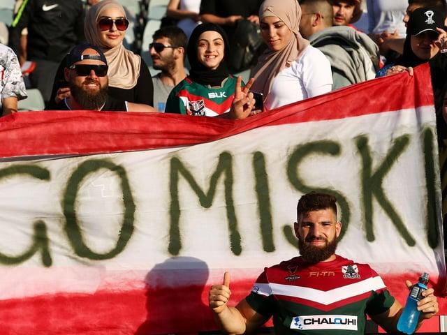 Abbas Miski (Photo: Getty Images)