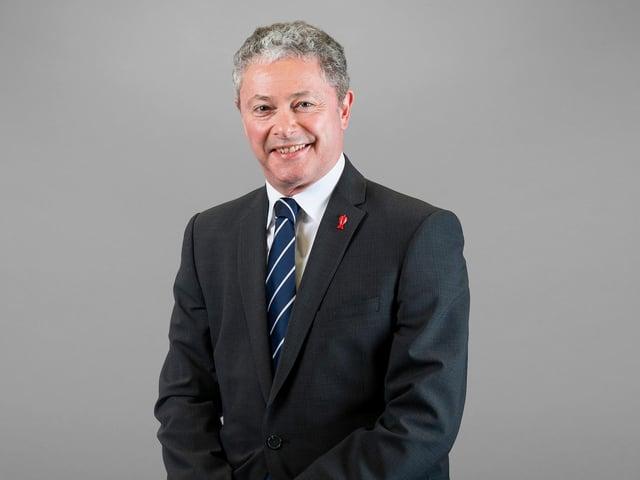 Rugby Football League chairman Simon Johnson