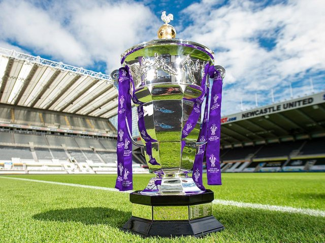 Australia and New Zealand have withdrawn from the Rugby League World Cup