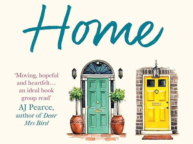 Home  by Penny Parkes