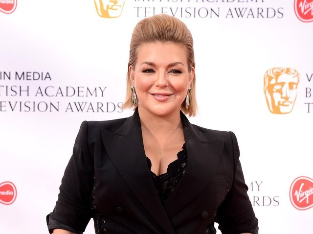 Sheridan Smith is starring in the new TV drama being filmed in Standish