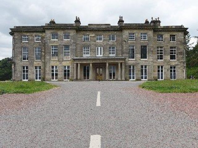 Filming has taken place at Haigh Hall