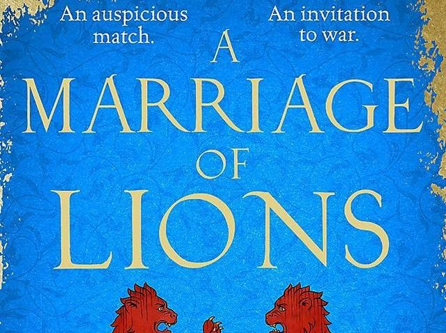 A Marriage of Lions by  Elizabeth Chadwick