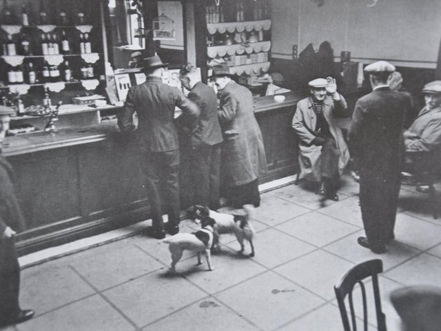 Pub life in Wigan in yesteryear