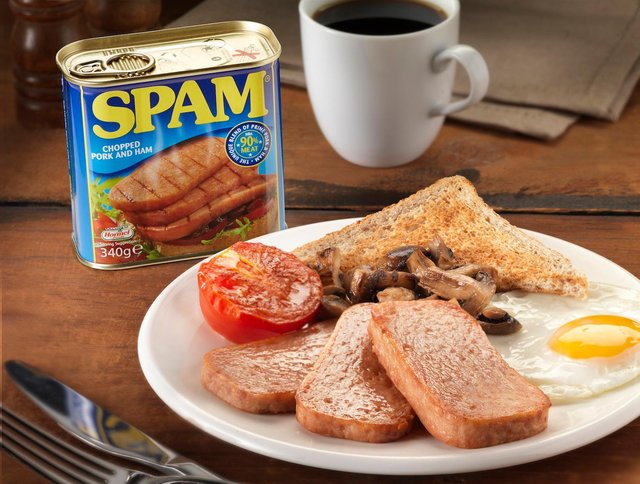 Spam has been feeding hungry Brits for 80 years