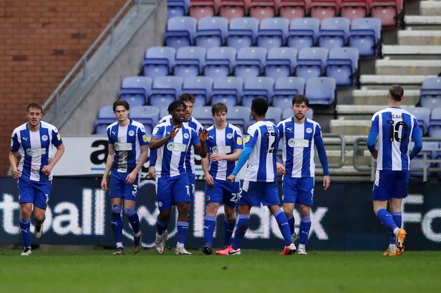 Data experts predict Wigan Athletic's final League One position